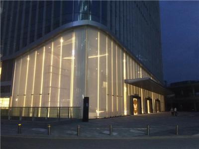 深圳卓越宝中时代广场大堂