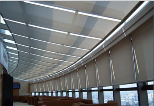 电动窗帘工程适合使用在什么地方